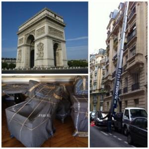 cherche demenageur urgent à Paris