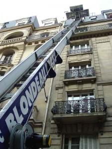 Déménagement de bureaux à Paris et sa région