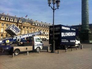 Déménagement urgent à Paris